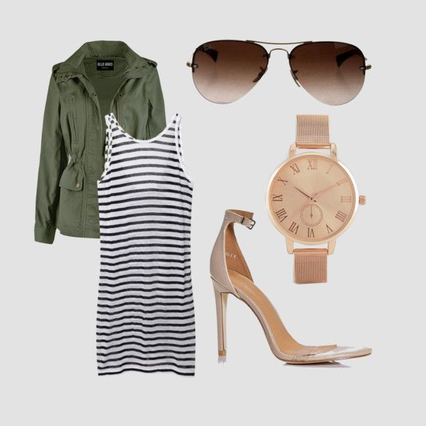 A fashion look from March 2017 by kaitlinpauli featuring T By Alexander Wang, Boohoo, ASOS Curve i Ray-Ban