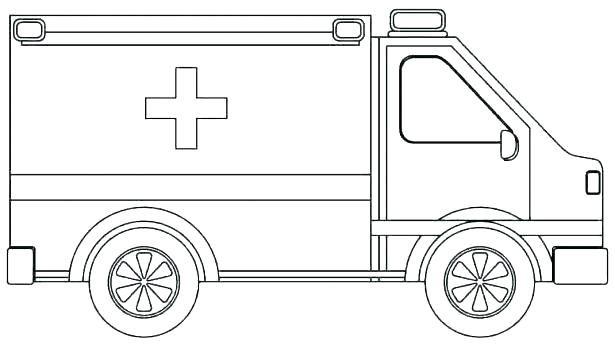 Ambulance Coloring Page Ambulance Coloring Pages For Preschoolers Ambulance Coloring Page Ambulance Coloring Page Truck Coloring Pages Ambulance Coloring Pages