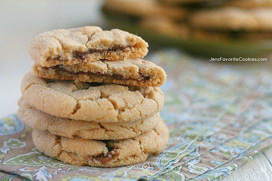 Peki biraz fıstık ezmesi ve çikolatanın aşkından bahsetsek? Yetmesi onları bir kurabiyede birleştirsek?