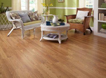10mm Rolling Falls Oak Laminate I Like This Floor Cause It