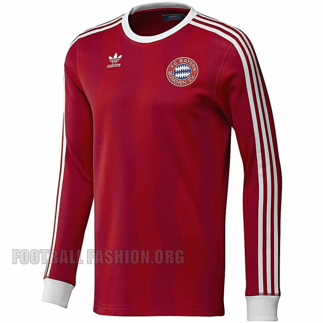 bayern-munich-2012-13-retro-jersey (1) by Football Fashion, via Flickr // stunning