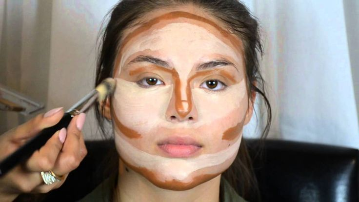 This video really helps you learn how to contour and highlight. Great for beginners