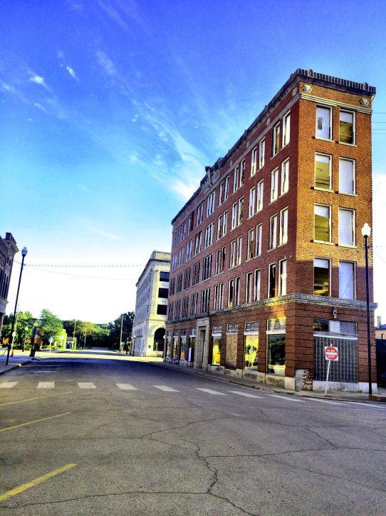 Downtown Pawhuska, Oklahoma | The Take a Chance Trip to Pawhuska – Wise Writes