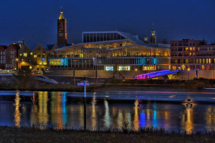Hoogtefoto Theater de Maaspoort Venlo ©Joyfotografie