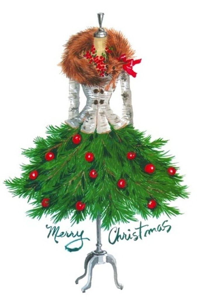 Christmas chic!