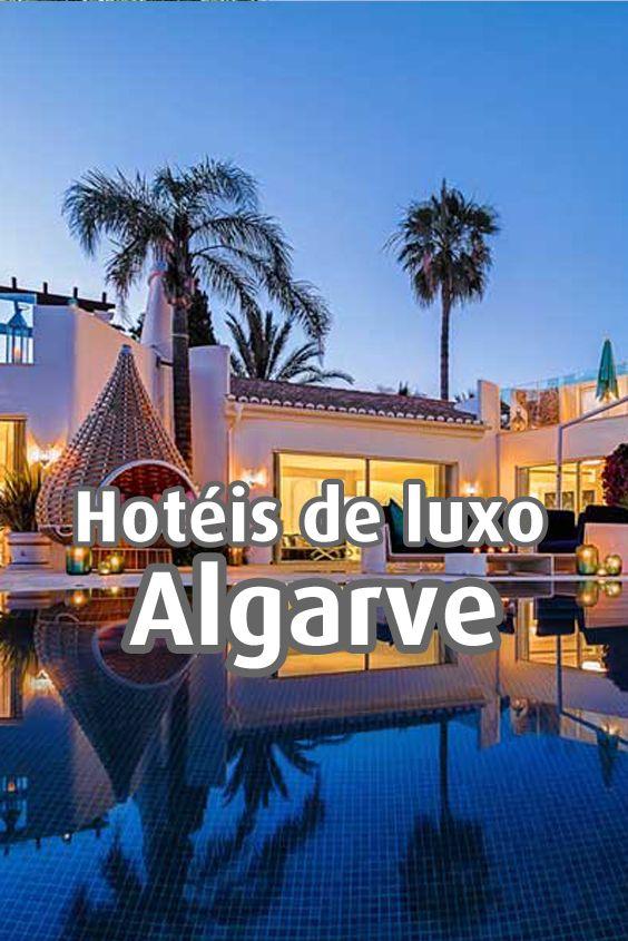 Cinco hotéis de 5 estrelas para viver umas férias de luxo no Algarve