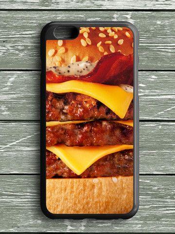 Burger Cheese iPhone 6 Plus Case