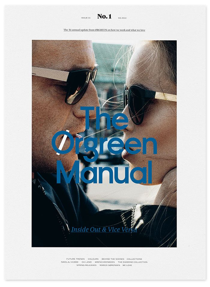 The Orgreen Manual. Everything you need to know