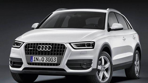 Audi Q3 Is Out  #audi #q3 #suv #car