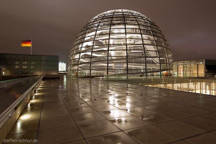 Reichstag Reichstagskuppel Platz der Republik