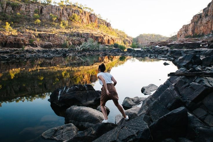Dreamland de cascades en cascades http://madebymaider.com/cascades-du-top-end/ #voyage #Australie