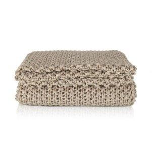 Chunky Knit Throw | Woolworths.co.za