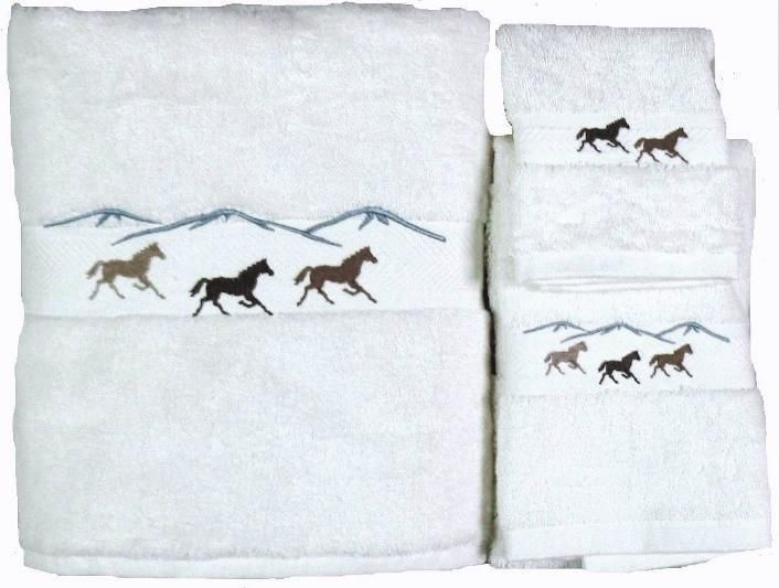 Best Horsing Around The Bathroom Images On Pinterest Bath - Supima towels for small bathroom ideas