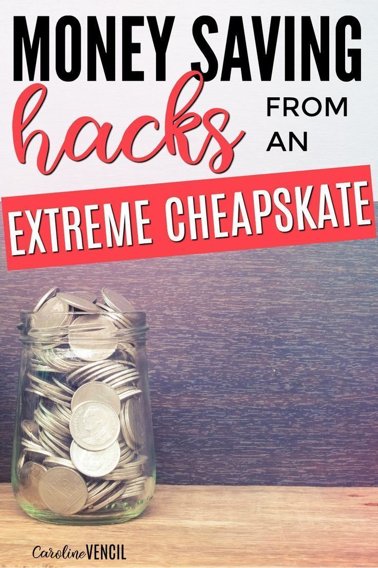 These are so great! You're never going to look at money the same way again. We can all learn something from an extreme cheapskate! Money saving tips. Money saving hacks. How to save more money. How to start saving, How to start living frugally. How to start frugal living. Frugal living hacks. Pro tips to saving money. How to save a lot of money. Money Saving Hacks from an Extreme Cheapskate. Extreme cheapskate hacks. Extreme money saving.