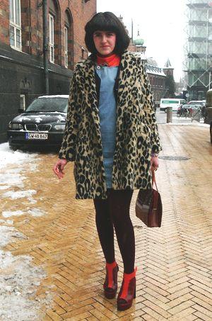 Street style fra Københavns modeuge dag 2 - Eurowoman   January 2014