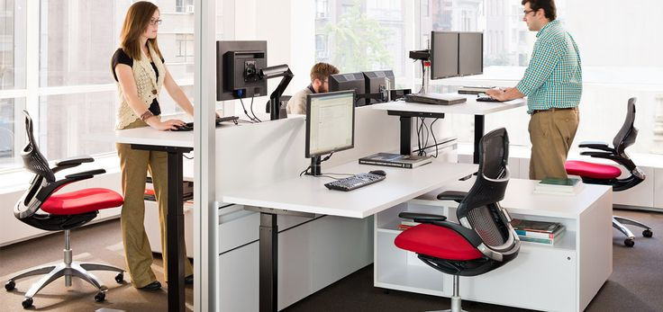 Universal Height Adjule Tables Knoll Office Freestanding Play An
