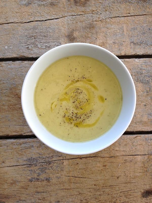 Ina Garten 39 S Zucchini Vichyssoise Recipe Such A Great