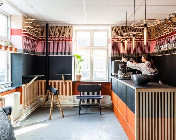 Henrik Vibskov Coffee Shop in Chistianhavn, Copenhagen | Remodelista