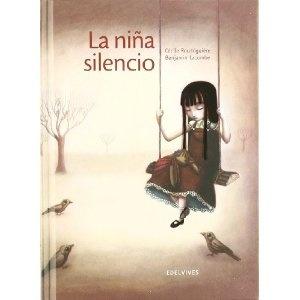 La niña silencio (libro sobre el maltrato infantil).