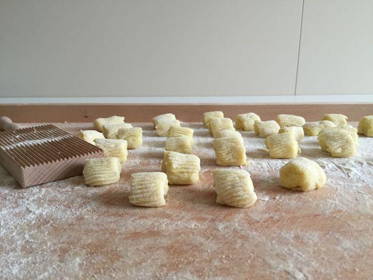 #gnocchi di #patate, #ricetta base