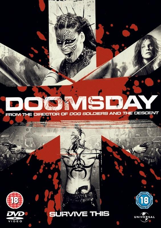 Doomsday - Avance | Peliculas de Terror 2013 - BLOGHORROR - Mejores Peliculas de Terror, Estrenos 2013, Peliculas online