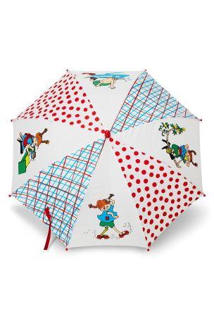 Ett alldeles eget Pippi-paraply för regniga dagar  #elloskids