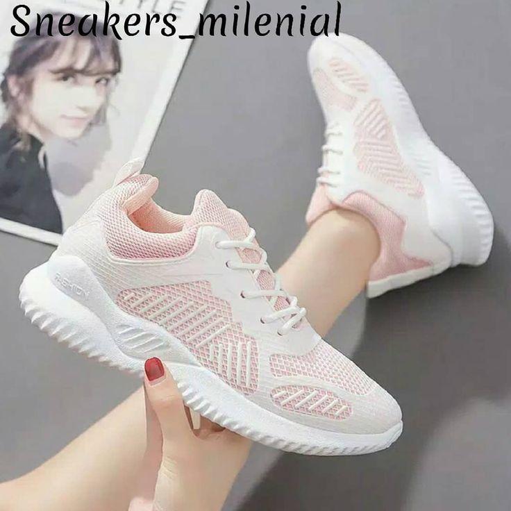 Sepatu Wanita Import Sneaker Perempuan Cewek Sepatu Sneakers