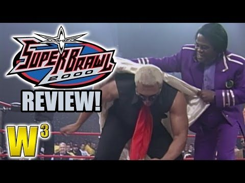 WCW Superbrawl 2000 Review | Wrestling With Wregret