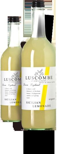 Luscombe Sicilian lemonade - My favourite lemonade, perfect on a summer's day