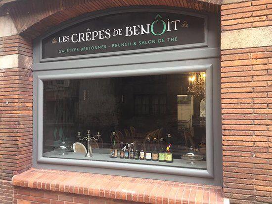 Les Crepes de Benoit, rue de Fermat