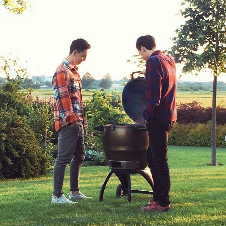 Męska sprawa  #broilking #broilkingpolska #grill #broilkingbbq #steak #stek #wolowina #mniam #jemzdrowo #grillowanie
