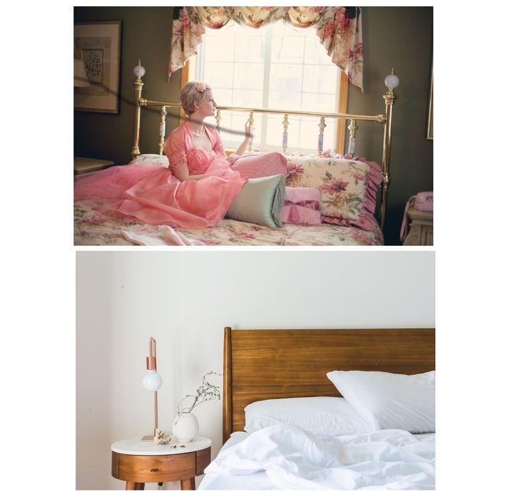 Sypialnia minimalistyczna czy romantyczna