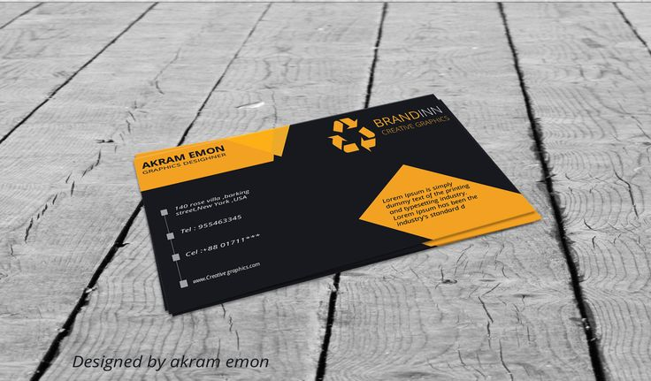 The 61 best thit k logo images on pinterest business cards personal business card design at fiverr akramemon58 reheart