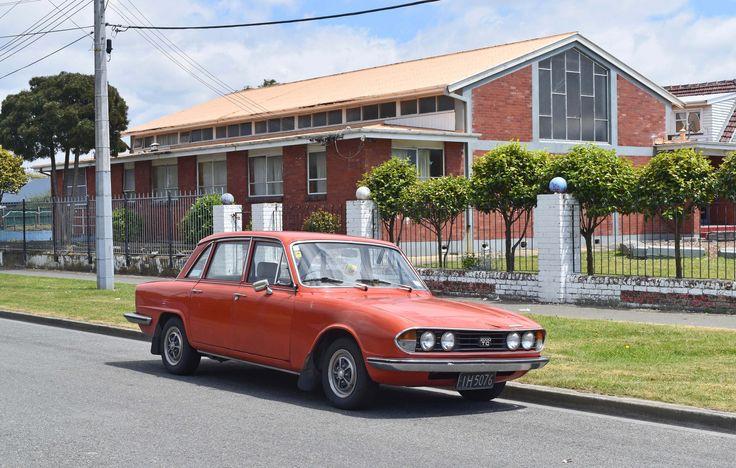 https://flic.kr/p/GzoKzT | 1977 Triumph 2000 TC | The Cars of Christchurch, New Zealand