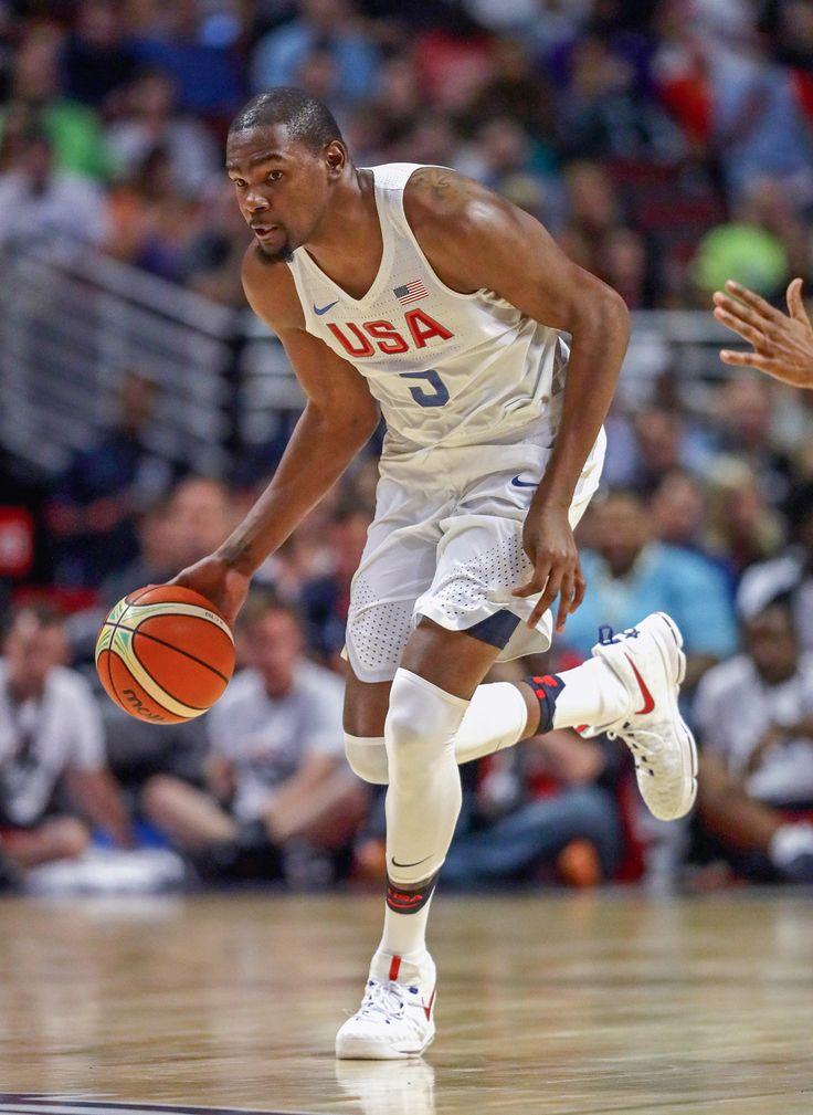 Kevin Durant : Team USA Showcase: USA vs. Venezuela
