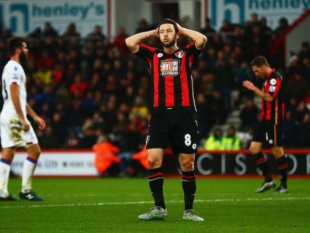 Bournemouth midfielder Harry Arter pulls out of Republic of Ireland squad
