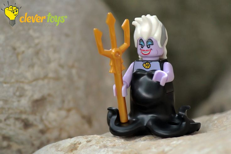 """Ursula: """"Soon I'll have that little mermaid… And the ocean will be mine!"""""""