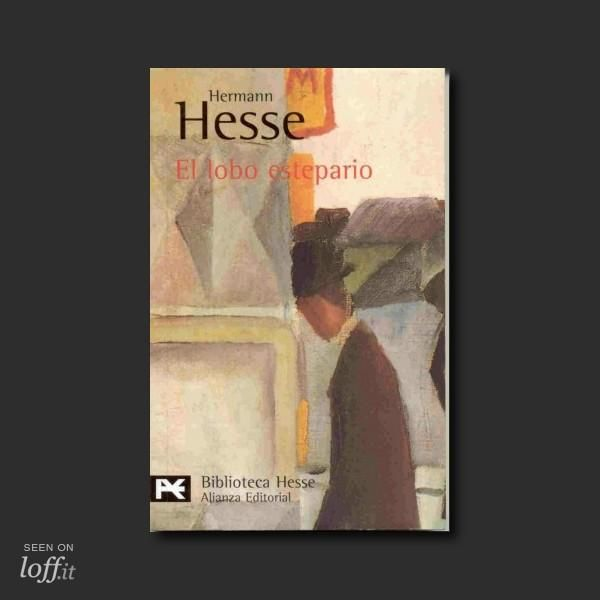 El Lobo Estepario. Hesse.