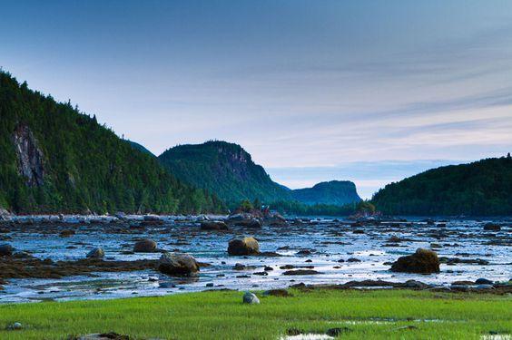 Sépaq Parc national du Bic Rimouski