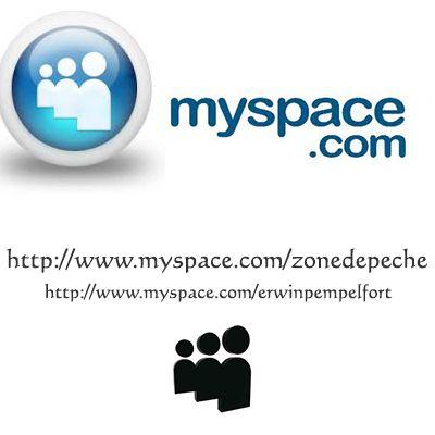 My music on Myspace