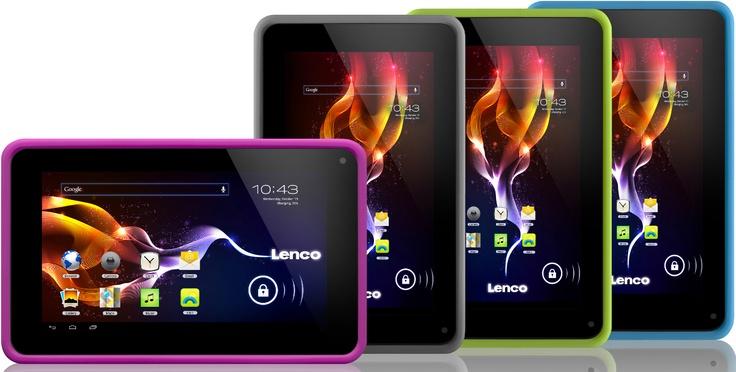 Le plein de nouveautés chez #Lenco pour le mois de mai dont des tablettes bon marché