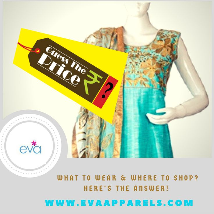 #WHAT_TO_WEAR????               & #WHERE_TO_SHOP????  HERE'S THE ANSWER!   www.evaapparels.com