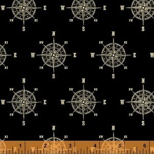 360 best fabric images on pinterest quilting fabric butterfly sue schlabach world maps compass in black map compasswindham fabricsworld gumiabroncs Gallery