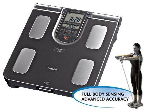 Omron HBF-514C Full Body Composition Sensing Monitor and Scale | Multi City Health  List Price: $109.99 Discount: $41.00 Sale Price: $68.99