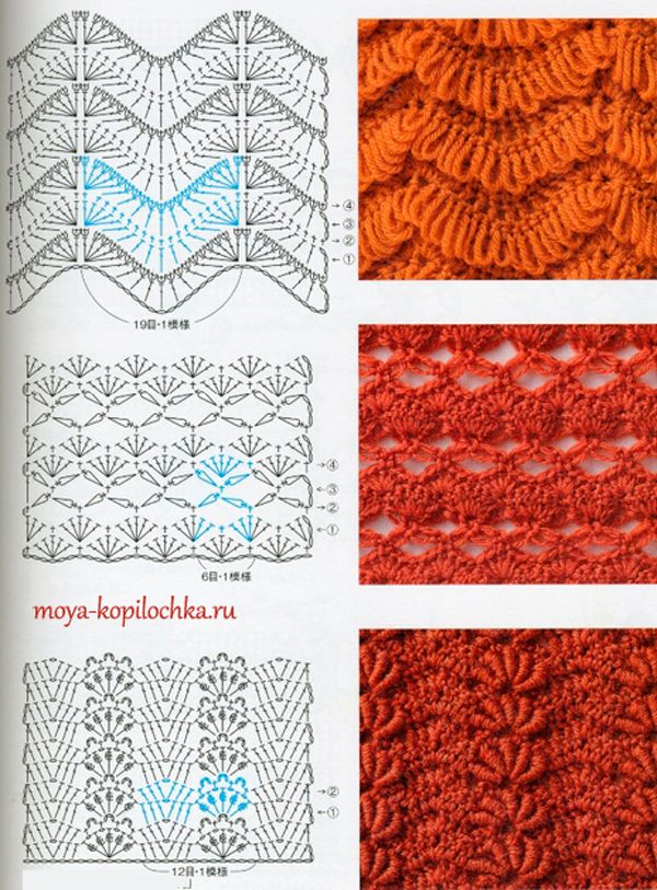 64 best ganchillo images on Pinterest | Blankets, Hand crafts and ...