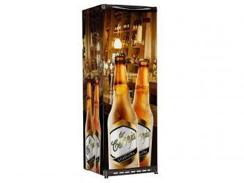 Cervejeira Vertical 1 Porta 348L - Frost Free Termostato Eletrônico Esmaltec CV300R