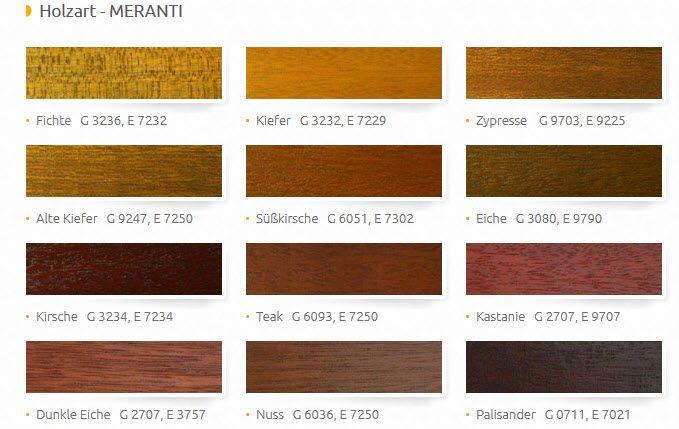 meranti wood colour finishing - Google Search