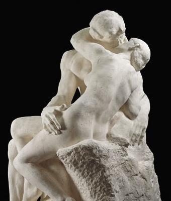 Auguste Rodin - El Beso
