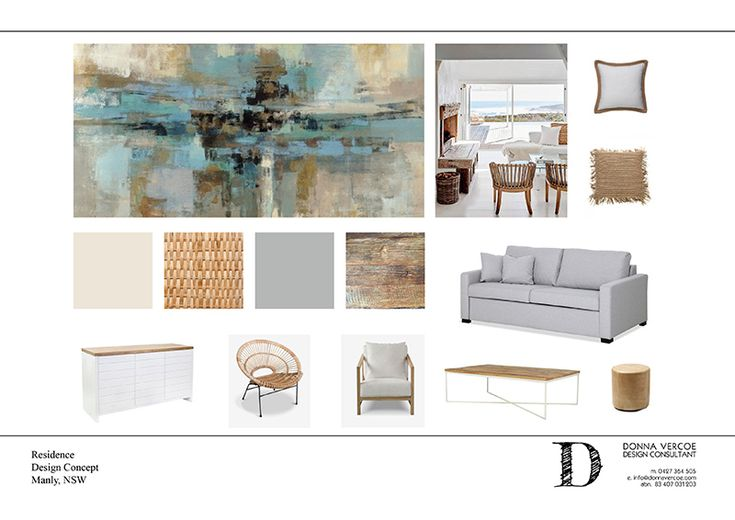 Modern Beach House — Donna Vercoe Design