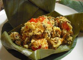RESEP PEPES KERANG - Resep Masakan Indonesia | Hobi Masak